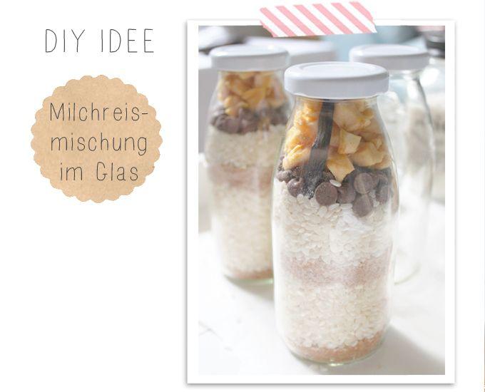 Milchreis im Glas (Geschenke aus der Küche)