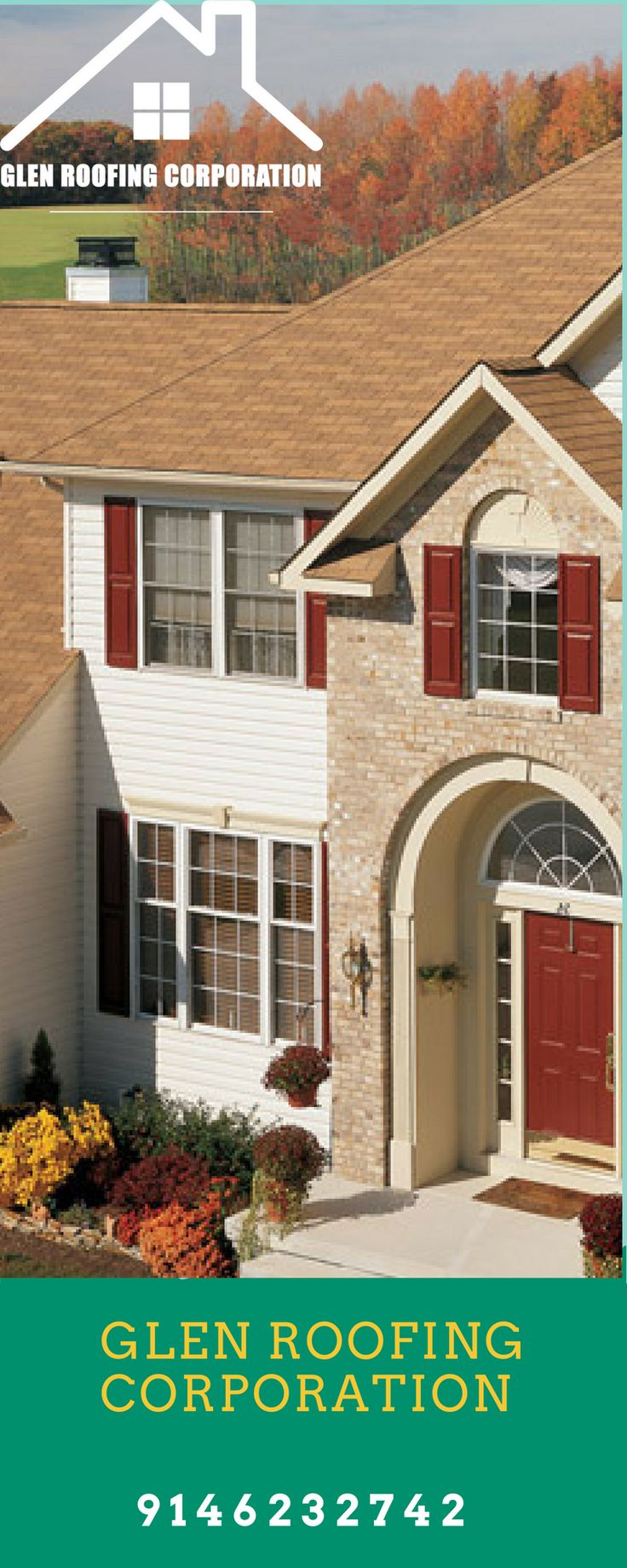 Glen Roofing Corporation is one of the most trusted roof