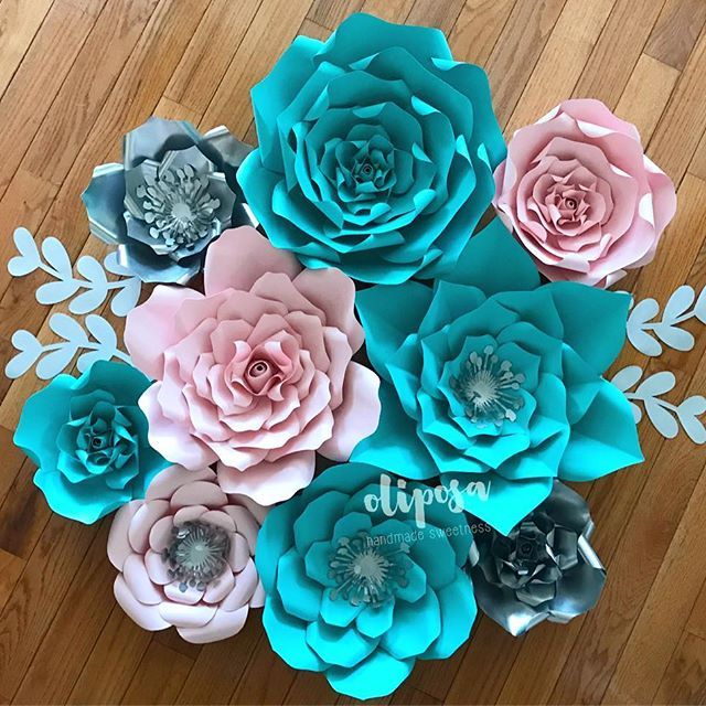Nursery set shipped out to Alabama last week  pictures do the Tiffany blue no justice  #paperflowers #paperflorist #paperflowershop #etsysellersofinstagram #giantpaperflowers #tiffanyblue #tiffanyandco #nurserydecor #nurserywallart #nursery #nurseryroom #nurseryinspo #nurserystyle #tiffanyandcotheme #catchmyparty #hobbylobby #madewithmichaels