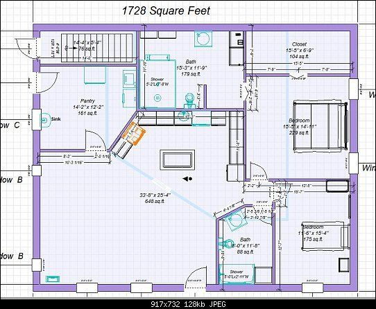 60 X 40 Shop Plans With Loft Joy Studio Design Gallery