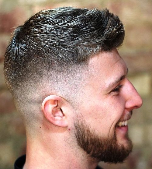 One of the great things about the #Quiff is that it has the ability to look really neat and polished or have that messy bed head look that is incredibly popular in modern #hairstyles for #men. http://therighthairstyles.com/quiff-haircuts/