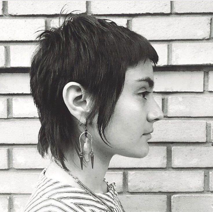 552 best Righteous Hair images on Pinterest   Short ...