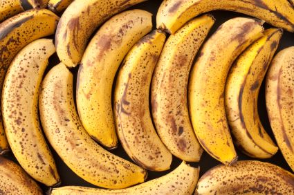 30 days, 900 very ripe bananas--an experiment in Raw Food--great article, and ALL TRUE.  I've been doing it for almost 6 months, and my health has never been better.