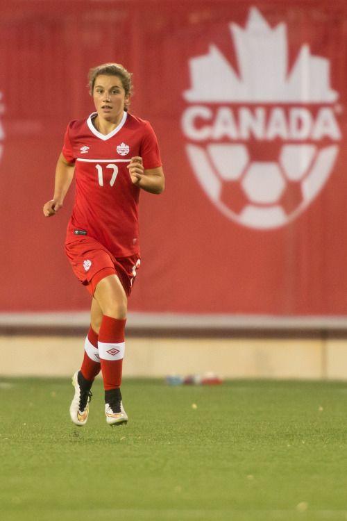 Jessie Fleming, Team Canada World Cup 2015