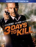 3 Days to Kill [2 Discs] [Blu-ray/DVD] [English] [2014]
