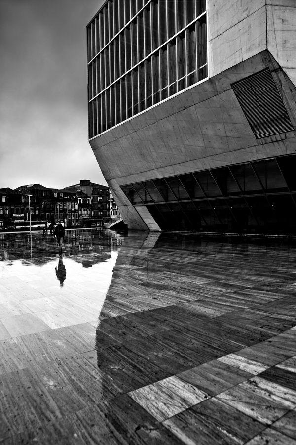 #Casa Da Musica #Porto #Portugal # rem koolhas #architecture