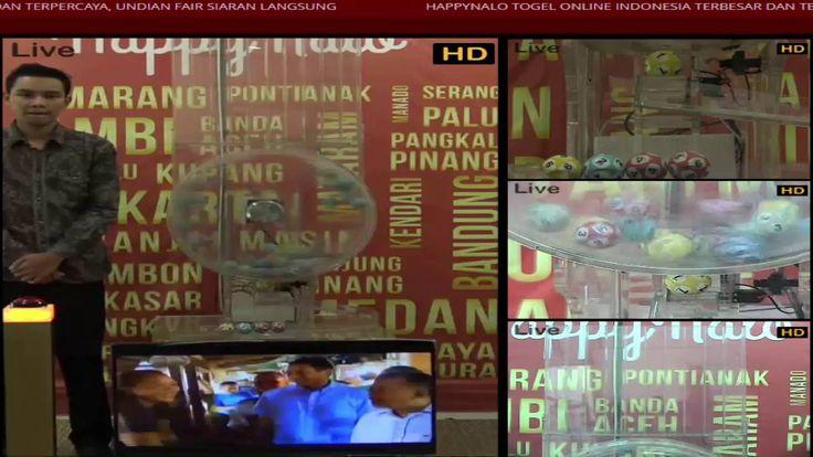 Hasil Live Togel Buntut Undian Kupon HappyNalo Periode 13 September 2016