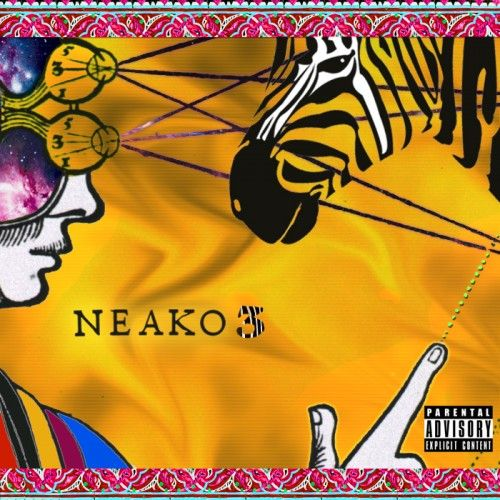 NEAKO - TR33 EP Art by MUDVSSR
