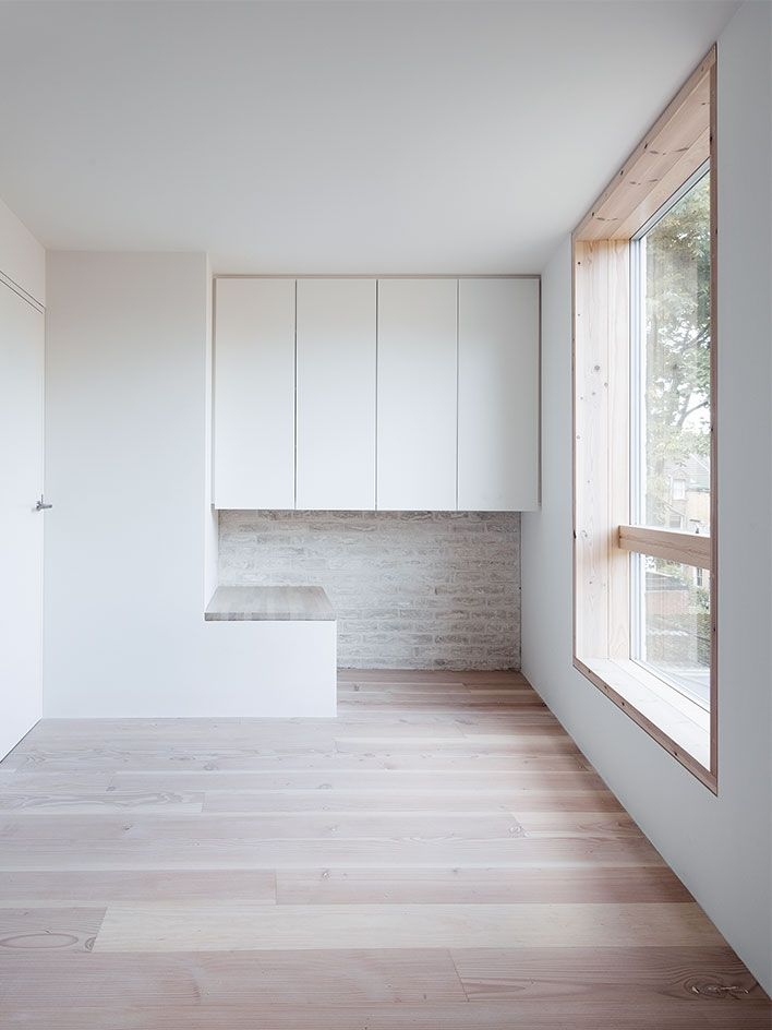 Russell Jones' minimalist mews house in Highgate, London | Wallpaper*