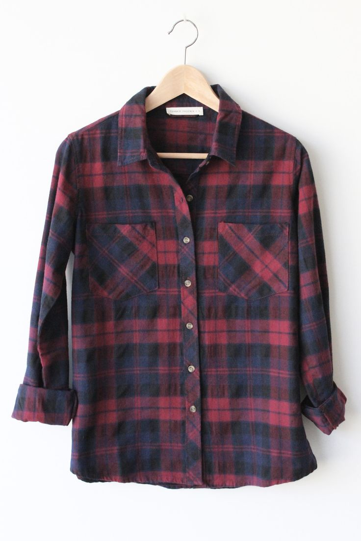 """- Details - Size - Shipping - • 100% Cotton • Double pocket flannel. • Hand Wash • Line dry • Imported • Measured from small • Length 27"""" • Chest 19"""" • Waist 17"""" - Free domestic shipping on U.S. order"""