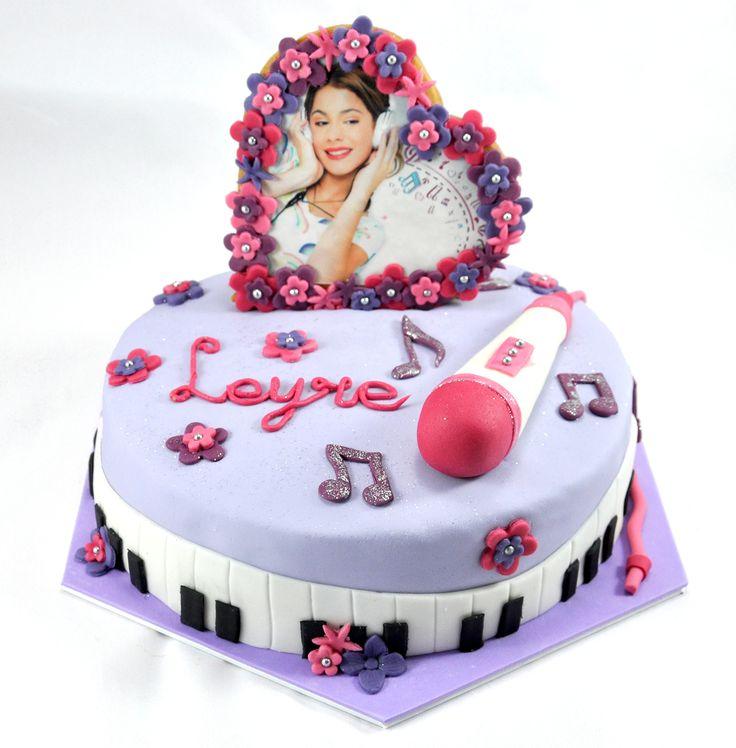 Cake Design Violetta : 70 Best images about VIOLETTA CAKES on Pinterest Disney ...