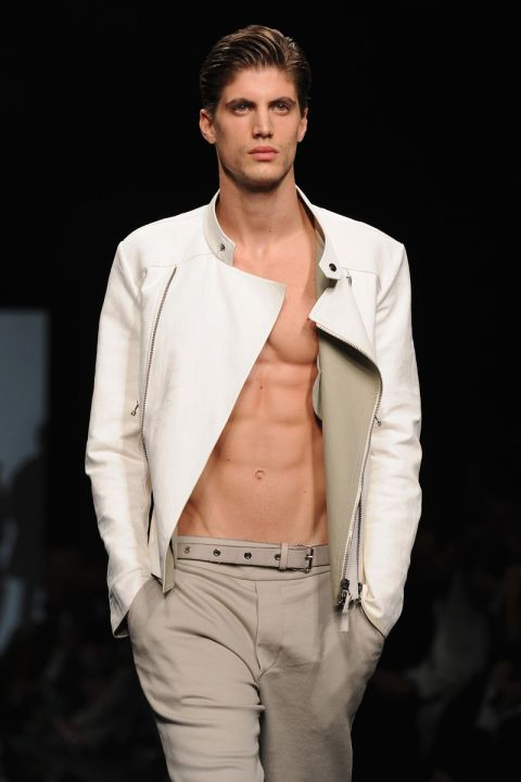 The Hottest Male Models From Milan Men's Fashion Week
