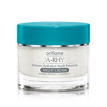 Aqua-Rhythm Intense Hydration Youth Preserve Night Cream / creams very good series . not only at night :)
