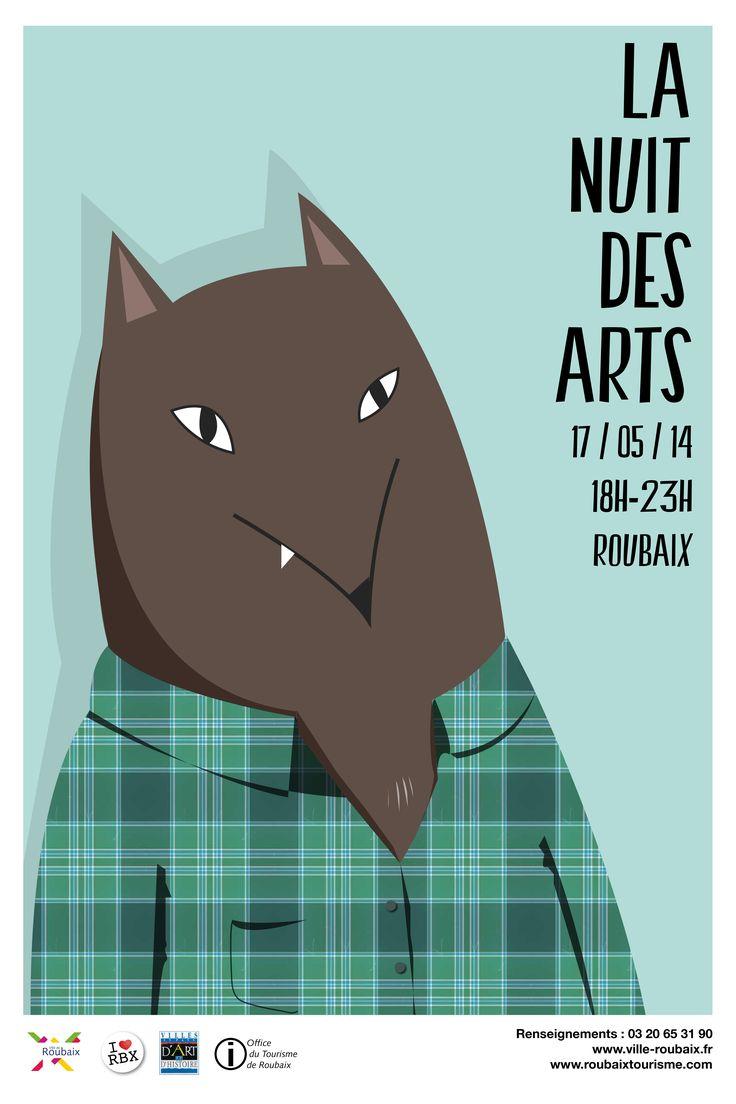 Nuit des Arts - mai 2014 ©Amandine Derachinois - Ville de Roubaix