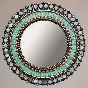 "Jade Bronze Mirror 13"", now featured on Fab.                                                                                                                                                                                 More"