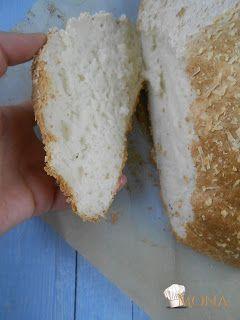 Hozzávalók:  60 dkg Mester házi kenyérliszt  1 cs porélesztő  só  3 ek burgonyapehely  1 ek útifűmaghéj  2 ek olaj  kb 6,2 dl víz  + olaj...