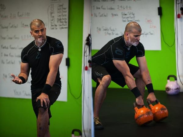 """Mike Mahler, Live Life Aggressively.... Strength training and the vegan diet. Good article. This is what I'm trying to do, get strong and heal first. Then """"you're naturally going to have much more energy to take charge of other areas in your life."""""""