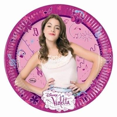 ya tenemos disponible toda la coleccion de articulos para fiesta de Violetta. Además de otros accesorios en colores de la misma gama, para combinar, vajilla monocolor morada, farolilos, y flecos. Para que no te falte de nada en la fiesta de cumpleaños de Violetta para tu peque http://www.articulos-fiestas-infantiles.es/587-articulos-para-fiesta-de-violetta