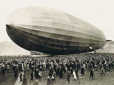 zeppelin airship - Google Search