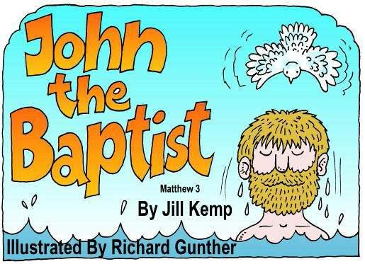 34 best images about John the Baptist on Pinterest | More best ...