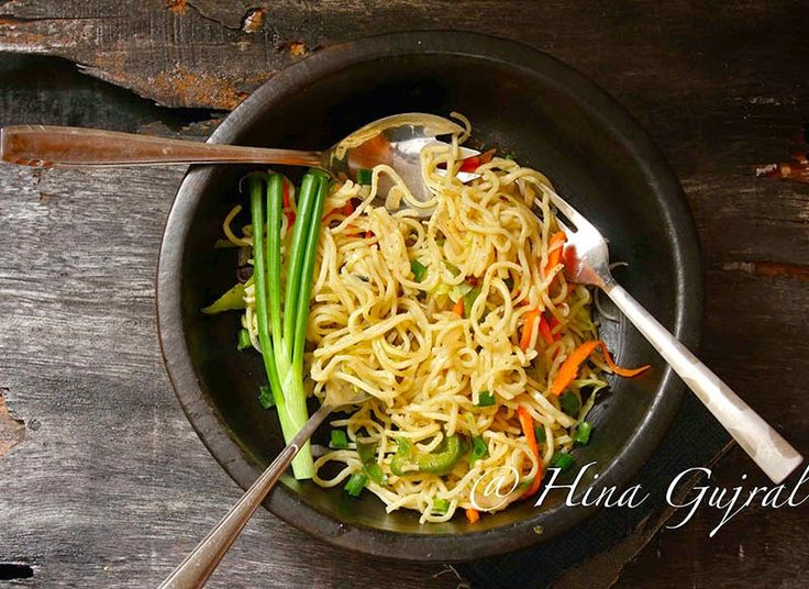 Chilli Garlic Noodles is a simple stir-fried noodles recipe infused with bold flavors of garlic and hot red chilli. If you are…