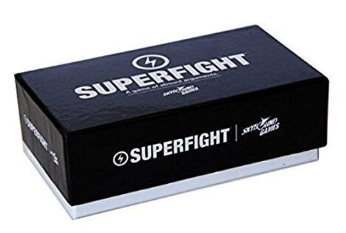 SUPERFIGHT 500-Card Core Deck Card Game Starter Deck, free shipping, New