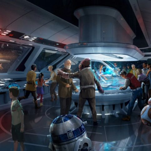 """Disney is opening an immersive Star Wars Hotel where each guest gets a storyline. What we know so far is that all of the employees (or cast members, as Disney calls them) will be in costume and in character. Each guest will get a storyline, which Disney specifically says will """"touch every single minute of your day."""" It's meant to take place on a space ship; 'windows' will only show space. Sadly for us Californians, Disney has only mentioned this as coming to Florida's Walt Disney World thus…"""