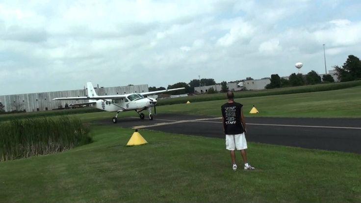 Cessna Caravan Engine Failure - Dead Stick Landing