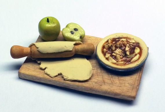 Miniature Apple Pie Prep