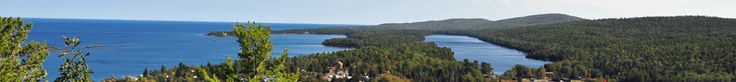 The Keweenaw Peninsula in the Upper Peninsula of Michigan