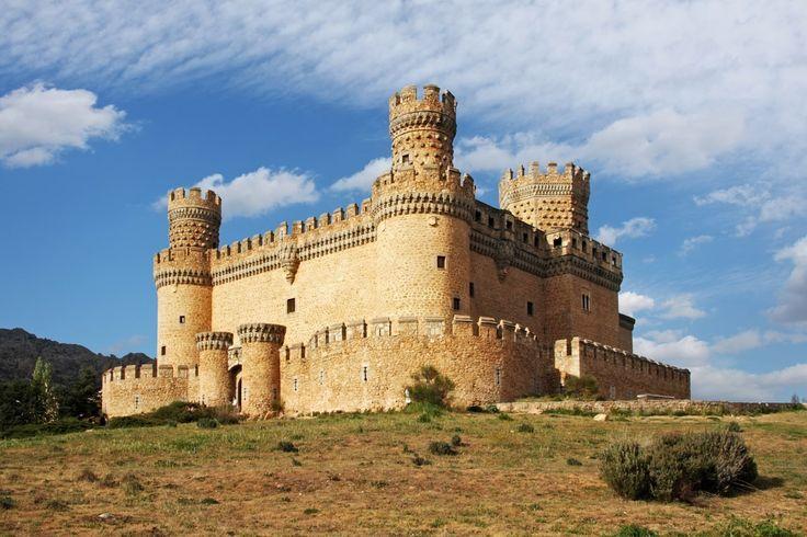 10 lugares que deberías visitar cerca de Madrid - Castillo de Manzanares - Madrid