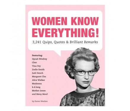 Women Know Everything! (Random House)