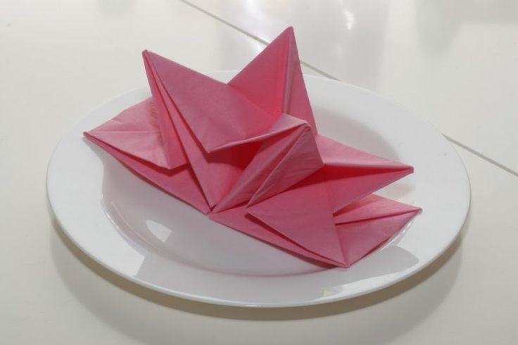 star-servietten-falten-ideen