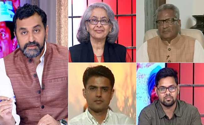 Watch Live Analysis Of Exit Poll Results