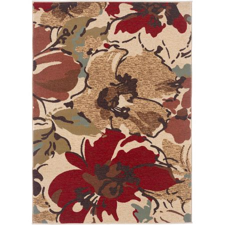 Found it at Wayfair - Laguna Beige Floral Contemporary Area Rug http://www.wayfair.com/daily-sales/p/Cover-More-Ground%3A-5%E2%80%99x8%E2%80%99-Rugs-%26-Up-Laguna-Beige-Floral-Contemporary-Area-Rug~TYX1750~E21543.html?refid=SBP.rBAZEVW27EnCp3OVfgUiAmkuc26is0NBn_QKyw6jsO4