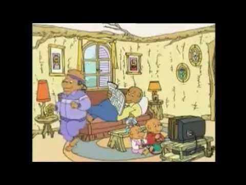 The Berenstain Bears - Too much Junk Food (full episode)----->Sharpen the Saw