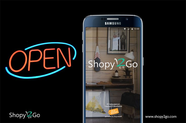#Shopy2Go creates powerful #apps that provide your #retail #store a #mobile #sales #platform. They're fully customized to your #store, colors and #products… Look absolutely gorgeous… Order now, visit: www.shopy2go.com  https://www.producthunt.com/tech/shopy2go