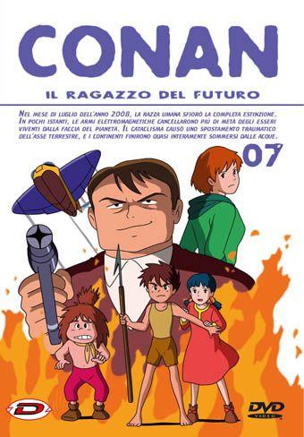 Conan il ragazzo del futuro - Wikipedia