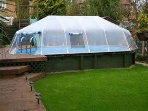 Delightful Above Ground Pool Enclosures Above Ground Swimming Pool Designs
