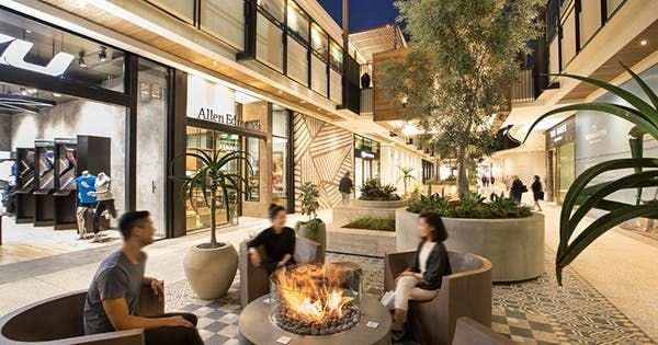 The New Westfield Century City Is Making The Mall Cool Again Westfield Century City Century City
