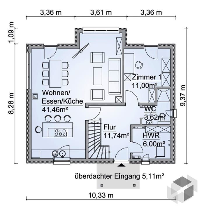 Dieses Und Viele Häuser Mehr Gibt Es Auf Fertighaus.de U2013 Ihr Hausbau Aus  Einer