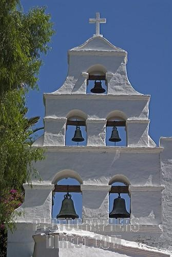 Mission San Diego, CA, First Mission in the new CA, Father Junipero Serra