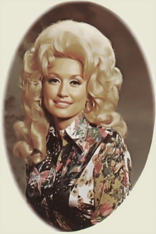 'What a beautiful portrait of Dolly Parton