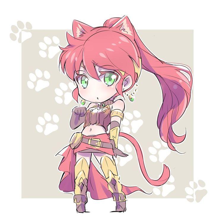 Kitty Pyrrha