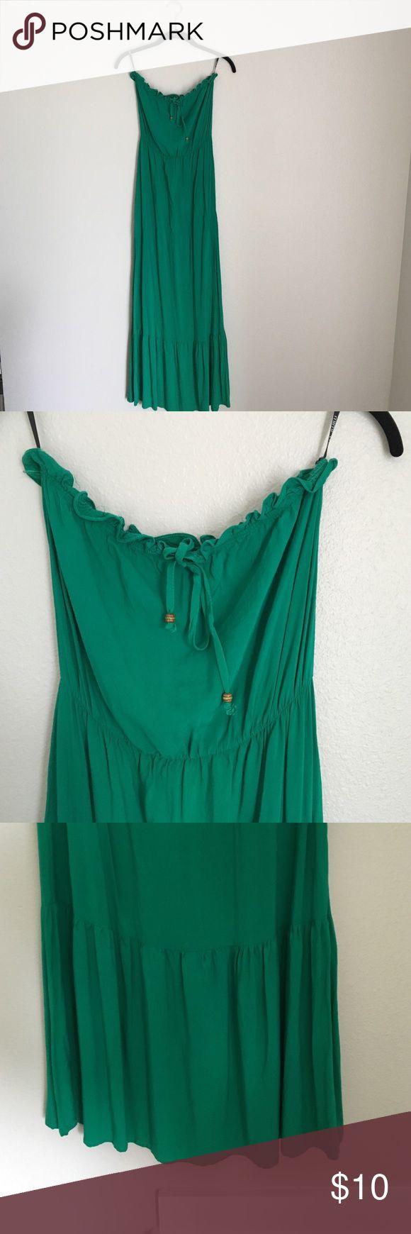 Maxi dress Kelly  green maxi dress from Nordstrom B.P. Dresses Maxi