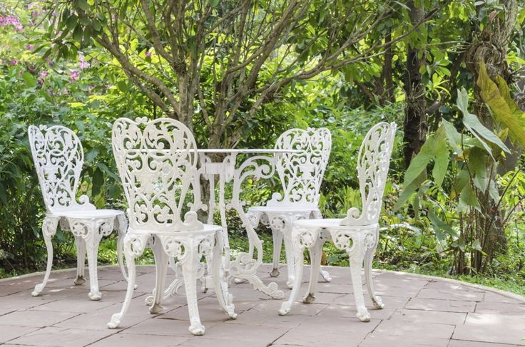 Home Maintenance Includes Renovating Outdoor Furniture So It Looks Fresh U0026  Inviting | Decks, Patios U0026 Porches | Pinterest | Deck Patio, Garden  Landscaping ... Part 57