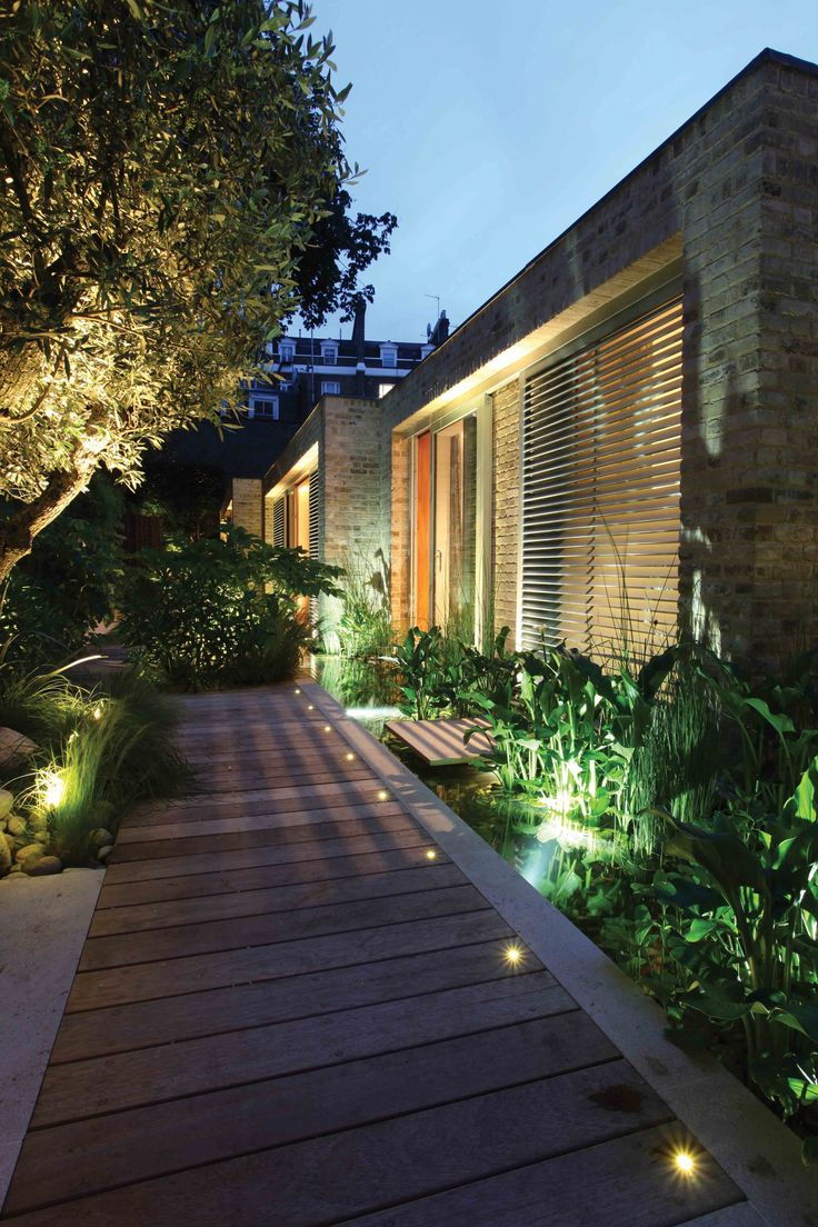 101 Best Images About Garden Lighting On Pinterest
