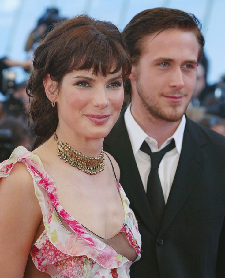 Ryan Gosling y Sandra Bullock      Vanity Fair