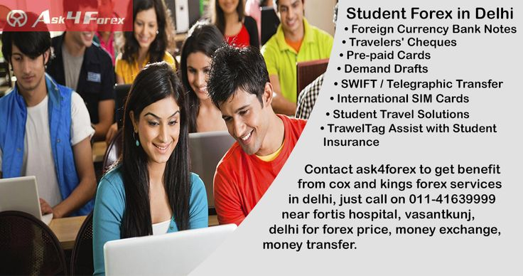 Ask4Forex provides foreign exchange related services such as money Ex-Changing (Buy and Sell of forex products), international money transfers - private overseas remittances. With Ask4Forex, customers can buy or sell pre-paid forex (travel) cards, currency notes, traveler's cheques or send a remittance using either demand drafts or wire transfers with door delivery order requests.