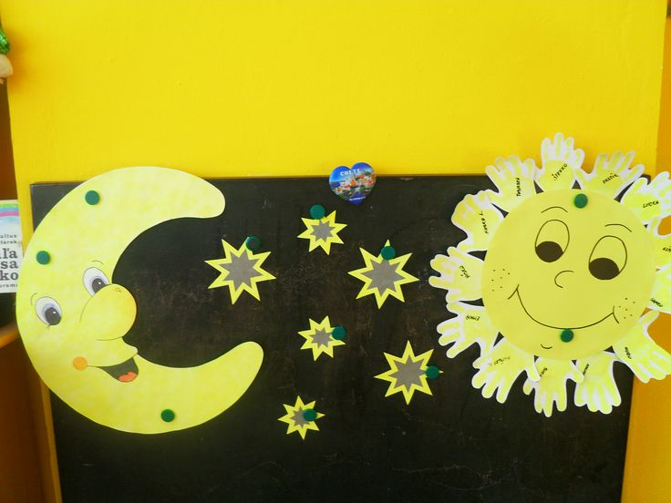 Slnko, mesiac,hviezdy